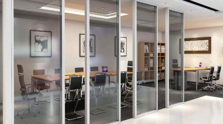 办公室这样做隔断,空间增加了3倍不止