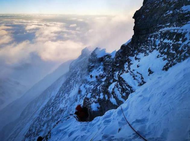 5月27日,珠峰高程測量登山隊登頂成功,探秘珠峰到底有多高?