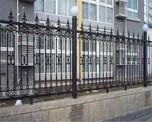 西安铁艺栏杆厂家