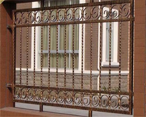 西安铁艺护栏施工