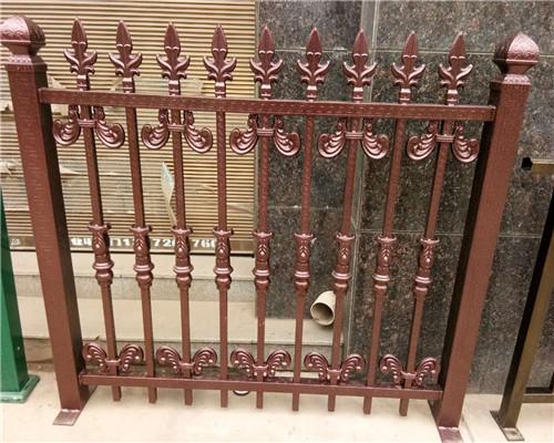 西安铁艺栏杆安装