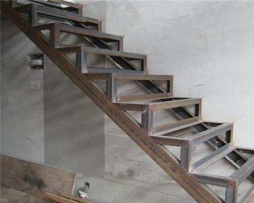 西安钢结构楼梯厂家