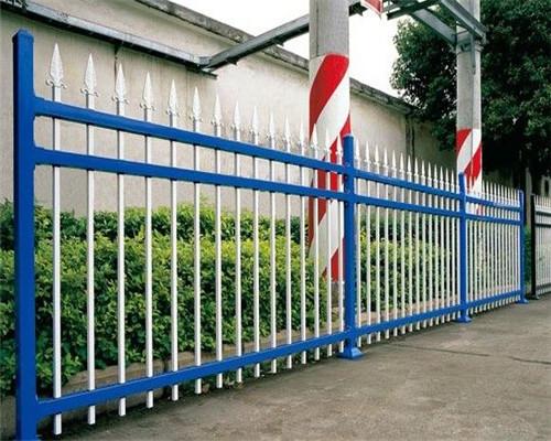 西安锌钢栏杆安装