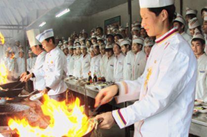 我校专业人才在北京金鼎轩酒楼有限责任公司上班