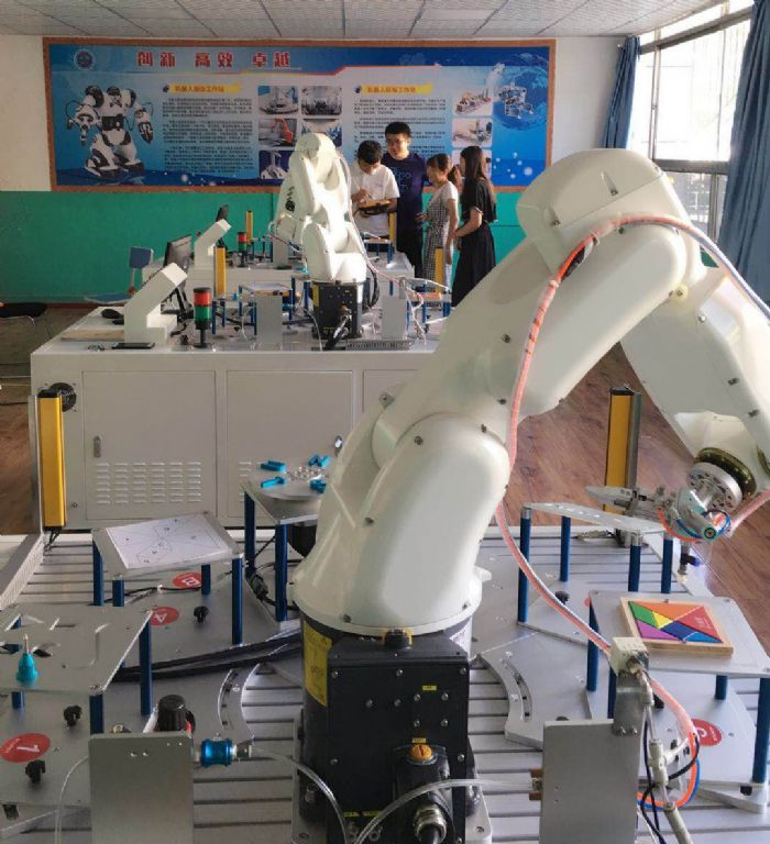 兰州机器人应用培训学校