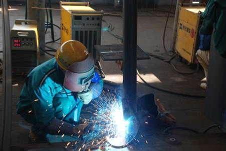 我校专业人才在兰州火电公司就业