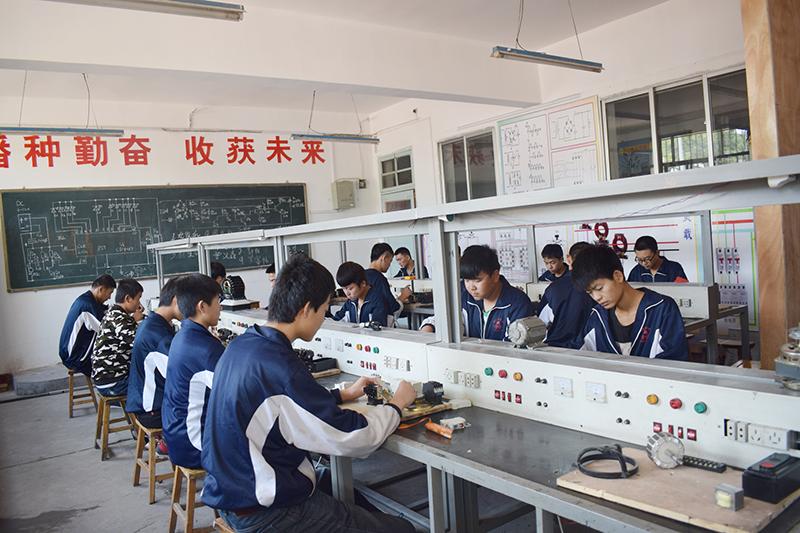 電力專業 實訓廳