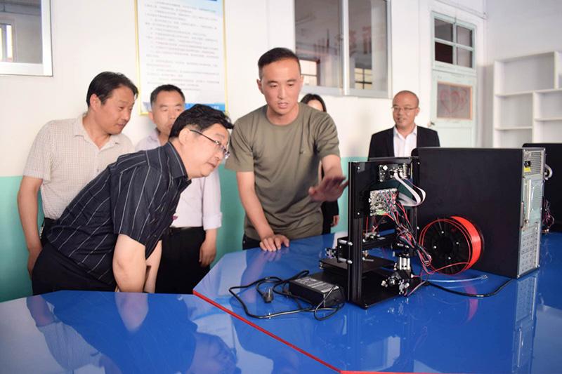 3D打印专业实训厅