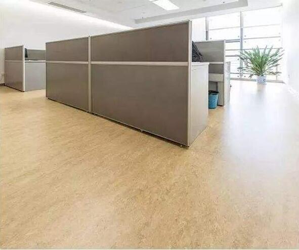亚麻地板设计