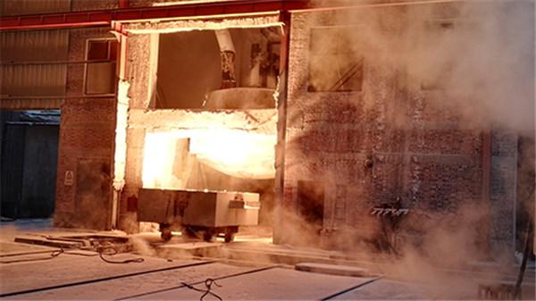 棕刚玉冶炼设备