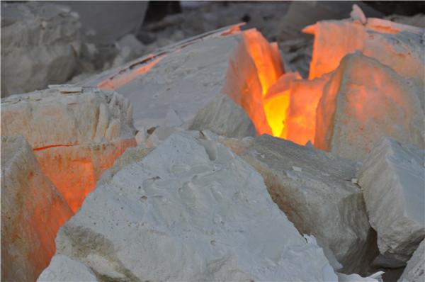 用于制造耐火材料的白刚玉工艺流程原来是这样的