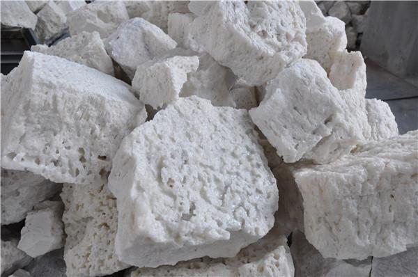 研究白刚玉的晶块结构有什么意义?这些理论知识对发展很有帮助