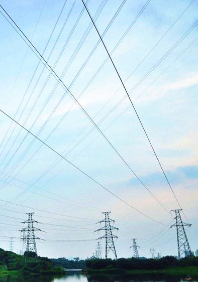 我司与电网公司共建安全输电网