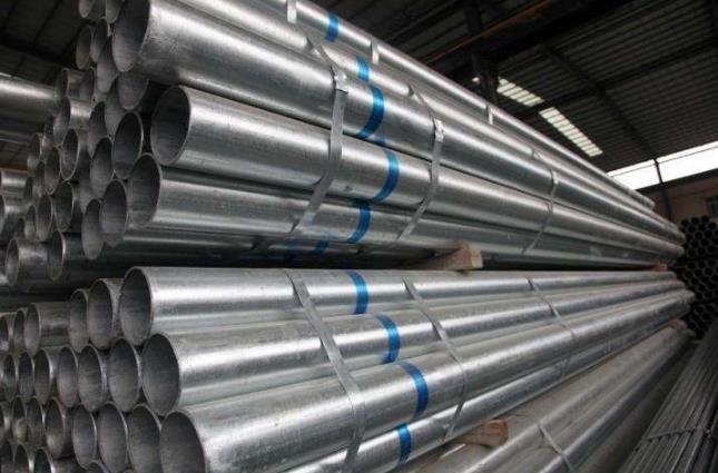 跟着新疆镀锌管厂家来看一下镀锌管的工艺特点吧!