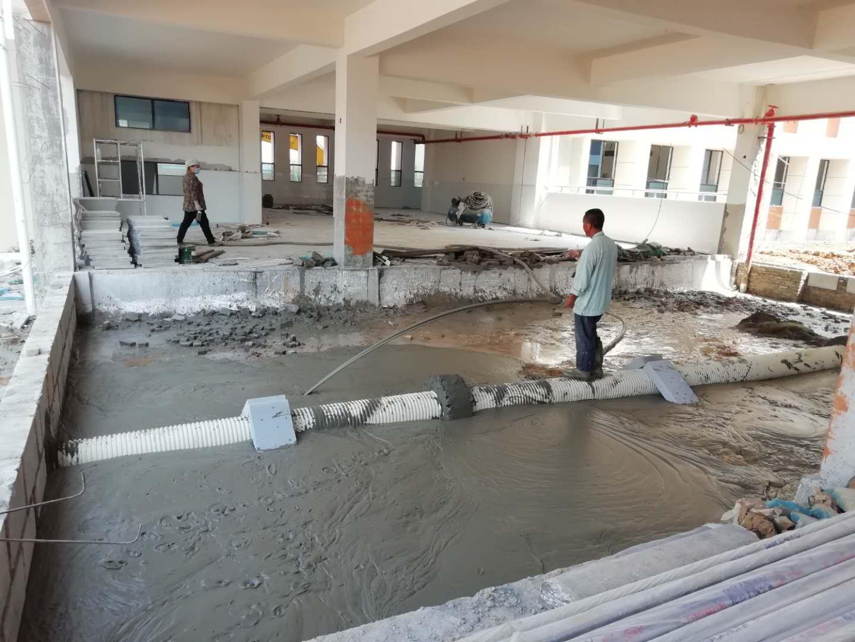 宜昌泡沫混凝土施工的方式有哪些?还有什么用途你知道吗?