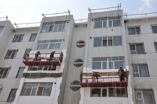 在施工当中外墙保温工程中出现裂缝有哪些处理方法呢?