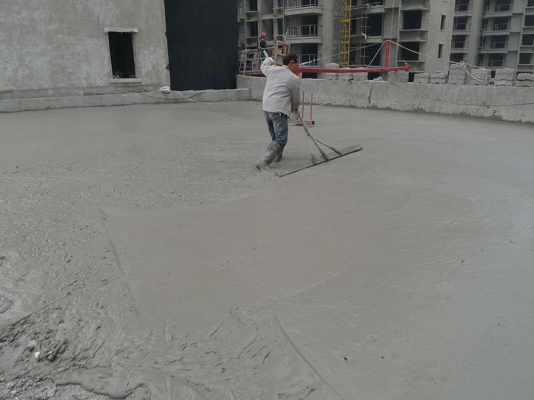天气回暖施工时泡沫混凝土会因为温度发生变化吗?