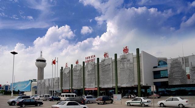 三峡机场航站楼