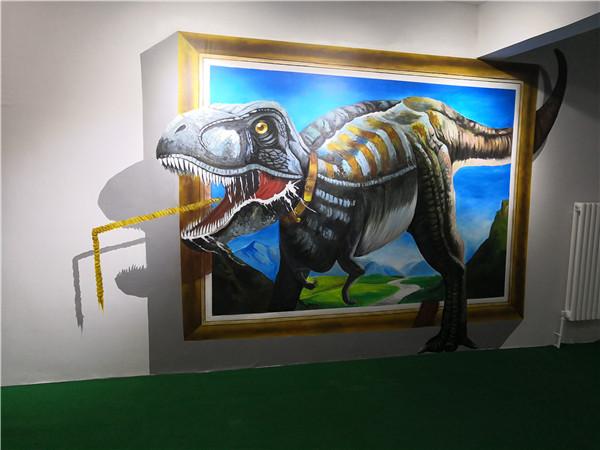 郑州手绘壁画价格