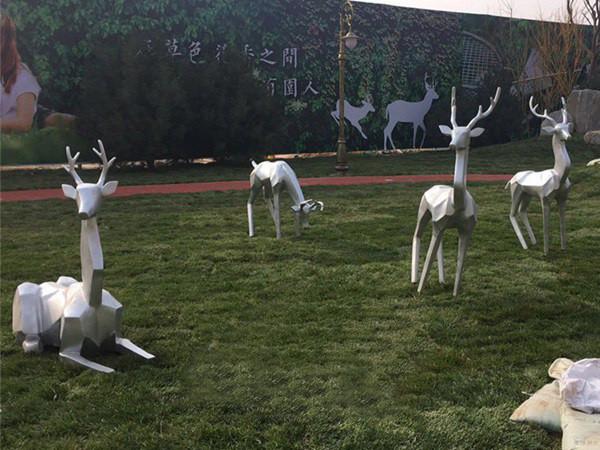 郑州景观雕塑施工