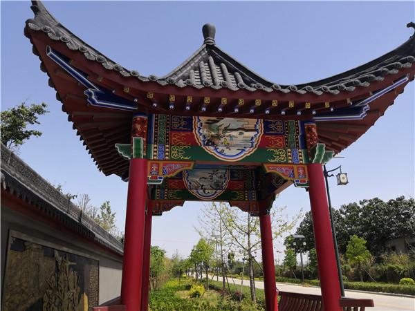 郑州古建彩绘