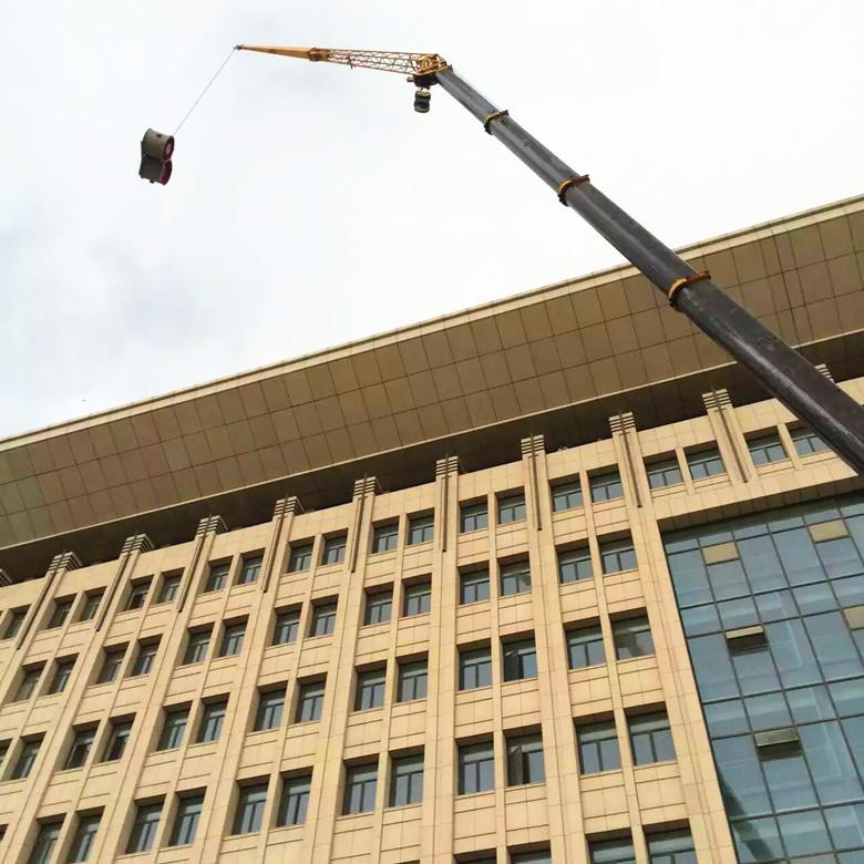 大件设备吊装_荆门吊车出租厂家