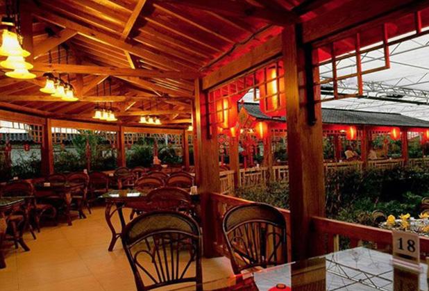 西昌生态餐厅工程