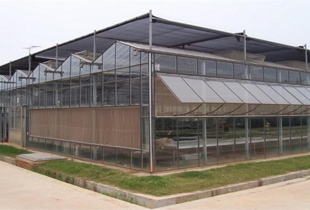 泸州玻璃温室