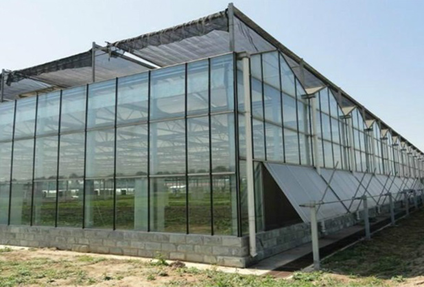 四川玻璃温室
