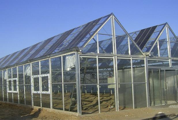 西昌太阳能温室