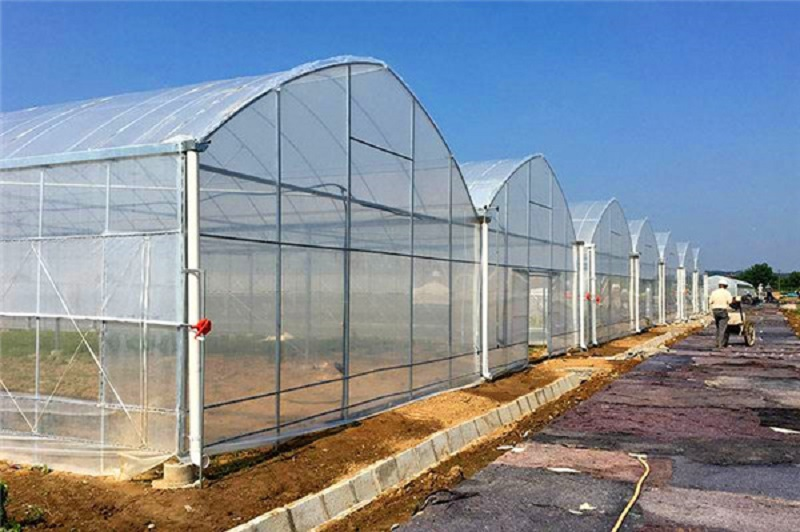 四川薄膜温室大棚如何安装实用又美观