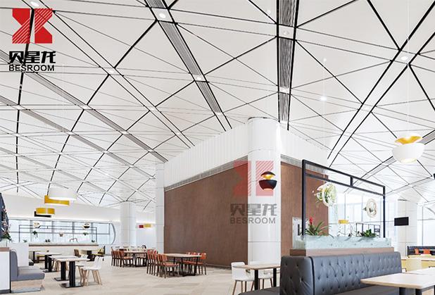 四川鋁單板吊頂