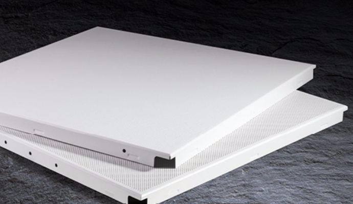 四川鋁扣板600的吊頂需要的厚度要多少合適?