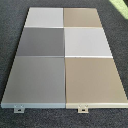 四川氟碳幕墙铝单板不会生锈的原因是什么?
