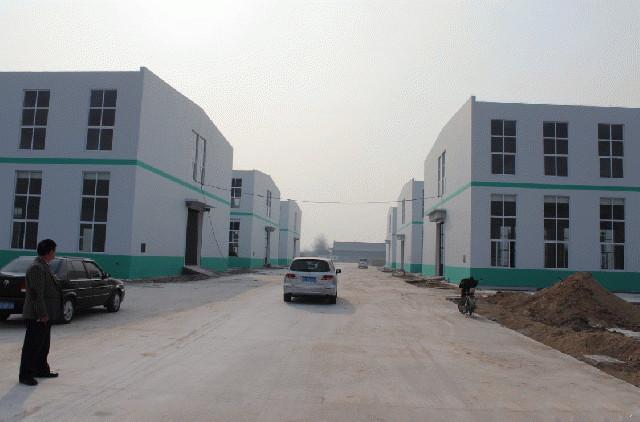 内蒙古安建宏业厂区环境