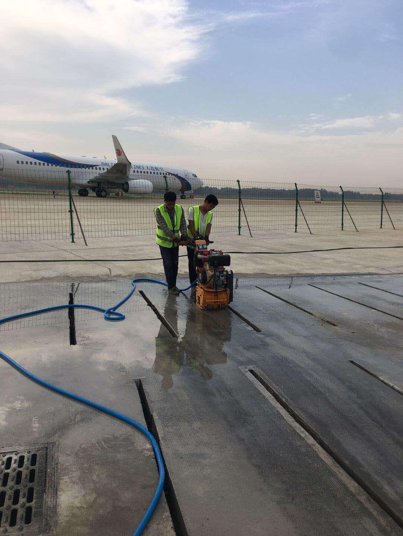 济南遥墙机场道路修补料合作案例