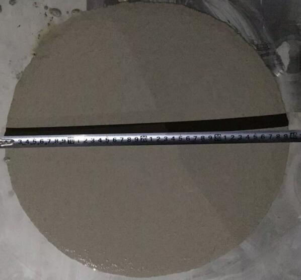 灌浆料的支模与配制方法是怎样的?