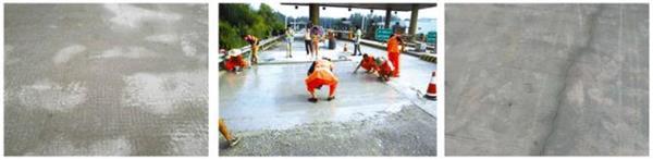 水泥路面快速修补料的用途与特点