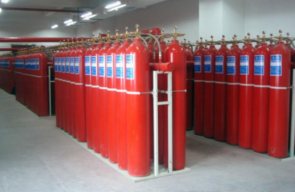 西安气体灭火系统工作原理及控制方式都有哪些?
