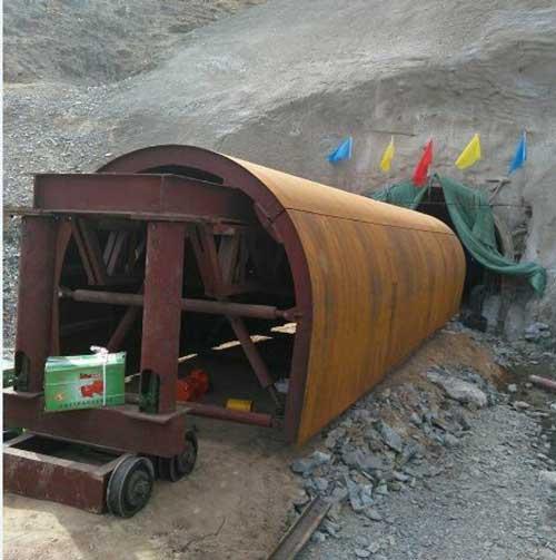 小型水利隧道台车