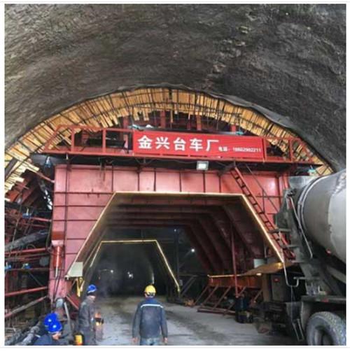 讲解有关隧道衬砌台车操作基本要求