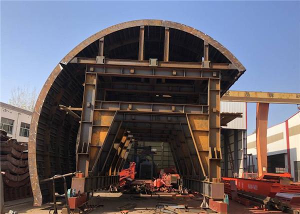 隧道衬砌台车操作基本要求.