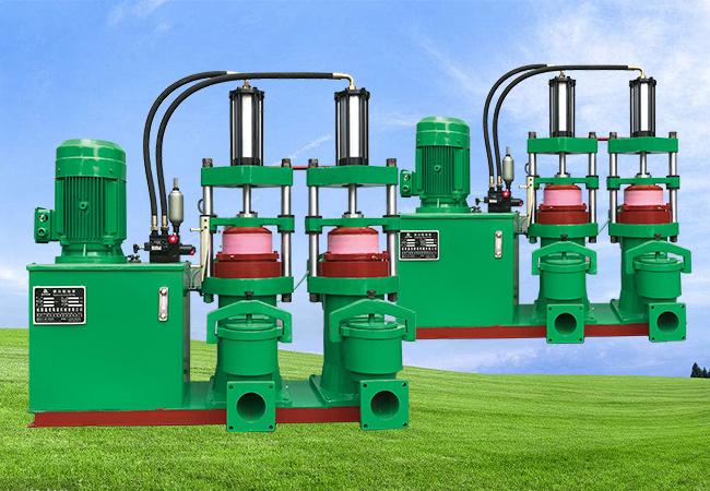 鑫瓷泵业分享压滤机进料泵选型要求是什么?