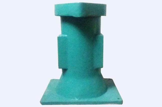 柱塞泵泵体