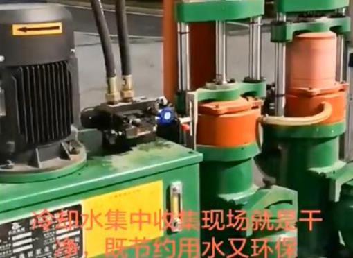 柱塞泥浆泵用于冷却水集中处理