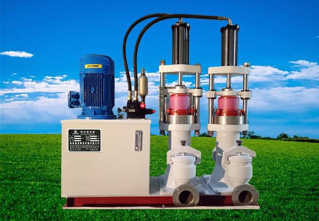 柱塞泵的工作原理和常见故障处理