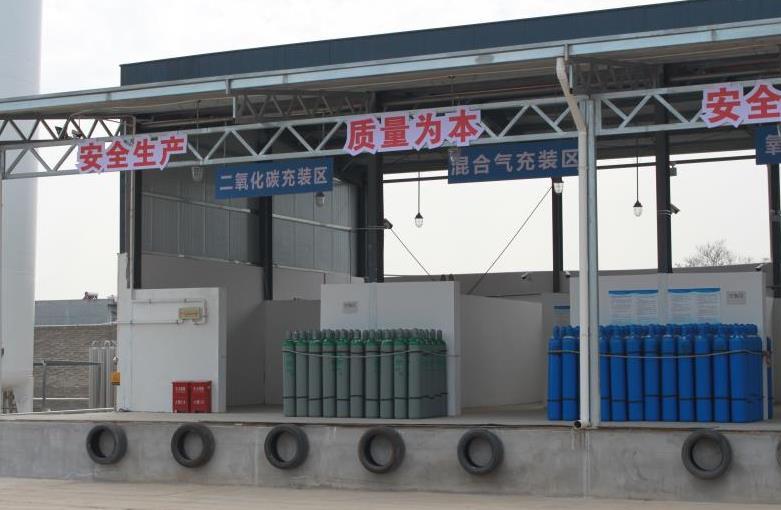 陕西混合气体生产