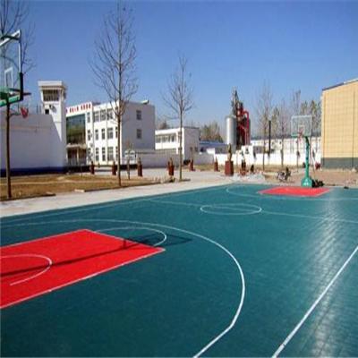 陕西篮球场