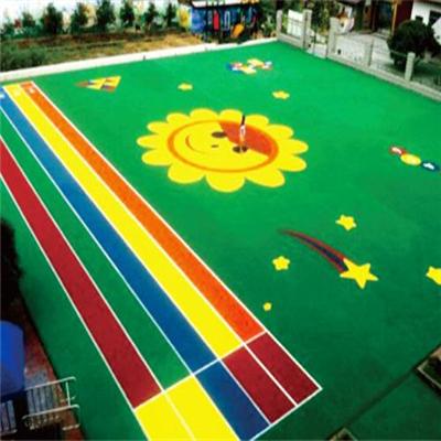 西安幼儿园EPDM建设