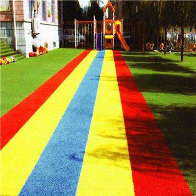 陕西人造草坪,不只用于学校!